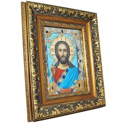 """Икона """"Христос Вседержитель"""" reg20010"""