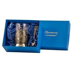"""Набор для чая """"Рог изобилия"""" (3 предмета) ПД-358/1У-л"""