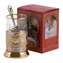 """Набор для чая """"Медики"""" (3 предмета) ПД-365/1ШК"""