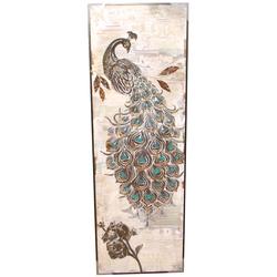 """Картина """"Павлин - символ семейного благополучия"""" reg21003"""