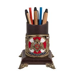 """Стакан для письменных принадлежностей """"Росгвардия"""" СПП-17"""
