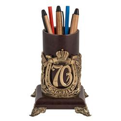 """Стакан для письменных принадлежностей """"70 лет"""" СПП-26"""