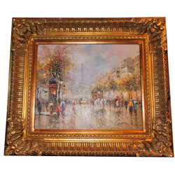 """Картина """"Париж"""" reg22105"""