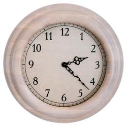 Часы из массива дерева АРТ-004