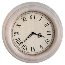 Часы из массива дерева АРТ-005