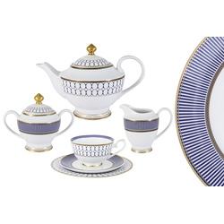 Midori Чайный сервиз Адмиралтейский 23 предмета на 6 персон 48618