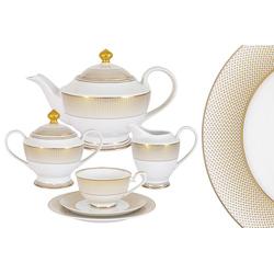 Midori Чайный сервиз Вирджиния 23 предмета на 6 персон 57189