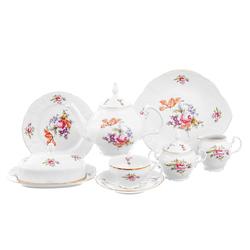 Чайный сервиз на 12 персон Bernadotte Полевой цветок 43 предмета GL11851