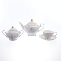 Чайный сервиз Royal Classics Huawei ceramics 14 предметов GL41033