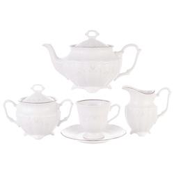 Чайный набор Свадебный узор Repast (15 предметов на 6 персон) GL44401