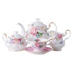 Top Art Studio Чайный сервиз 15 предметов Флоризон CH2084-TA