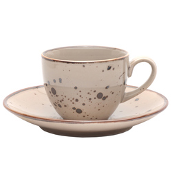 Top Art Studio Чайный набор 12 предметов Коттедж Браун SP2923-TA