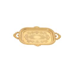 Поднос для пирожного латунь reg40181
