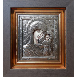 """Икона """"Казанская Божья Мать"""" gt12-097"""