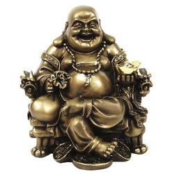 """Статуэтка Будды """"Хотей в кресле"""" МК 1070"""