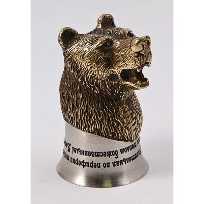 Набор из 3-ех стопок-перевертышей СП-03 Рысь кабан медведь