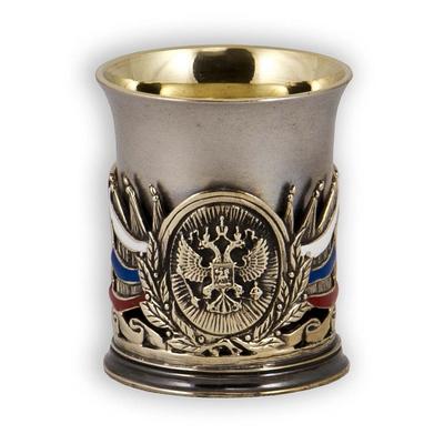 """Набор из 3-х стопок """"Державных"""" СД-03 Герб"""