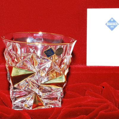 Bohemia Набор бокалов для виски подарочный reg10005