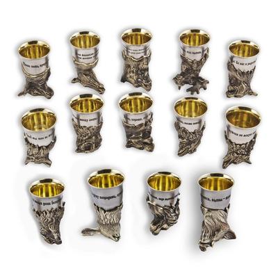 Набор из 6-ти стопок-перевертышей (комплектуется 6 стопками на выбор) СП-06Д